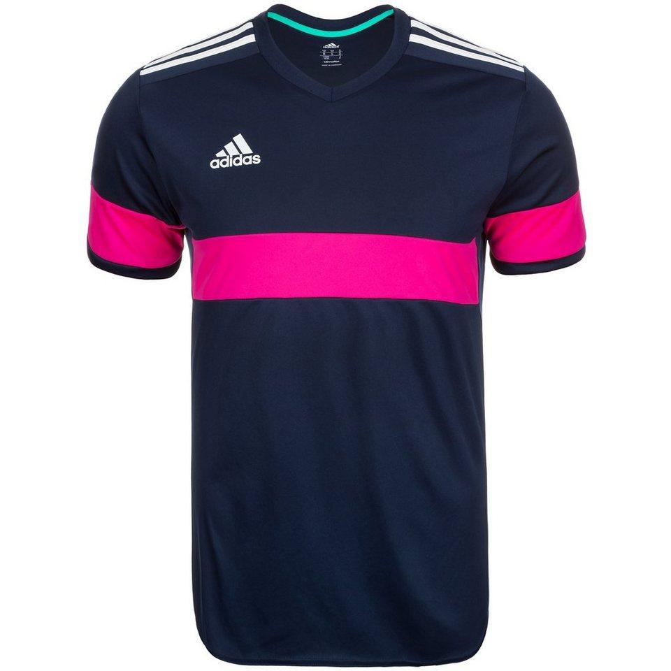 adidas Performance Konn 16 Fußballtrikot Herren in dunkelblau / pink