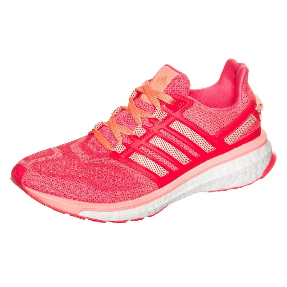adidas Performance Energy Boost 3 Laufschuh Damen in rosa / pink / weiß