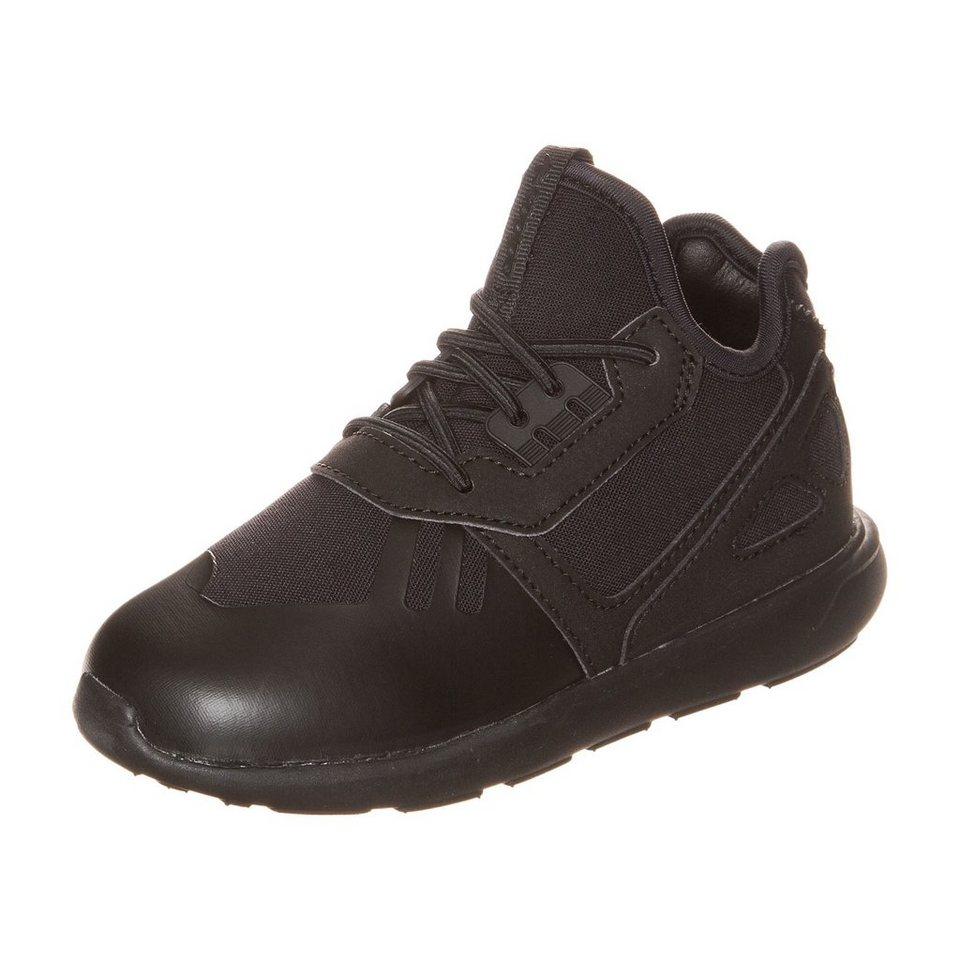 adidas Originals Tubular Runner I Sneaker Kleinkinder in schwarz