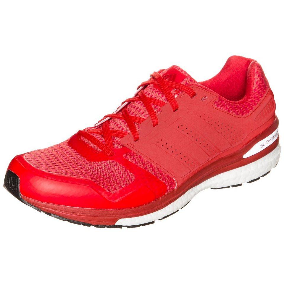 adidas Performance Supernova Sequence Boost 8 Reflective Laufschuh Herren in rot