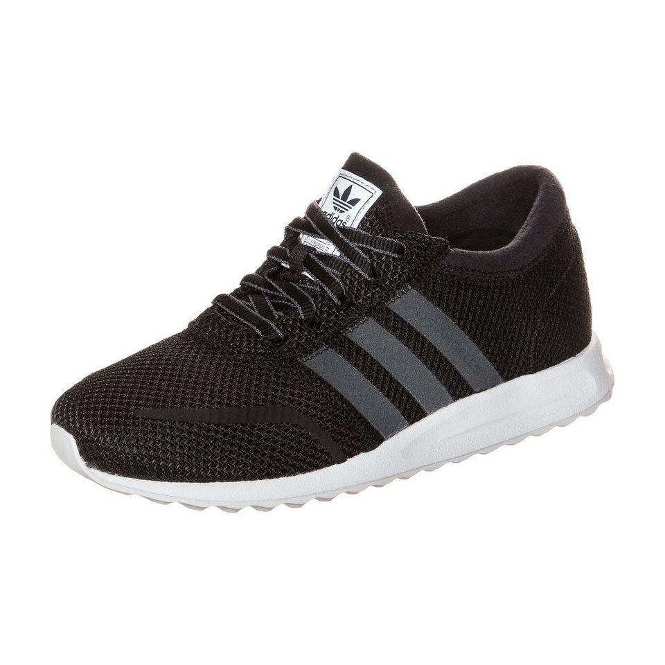 adidas Originals Los Angeles Sneaker Kinder in schwarz / weiß
