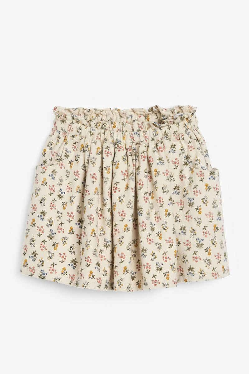 Next Webrock »Warm Handle Floral Print Skirt« (1-tlg)