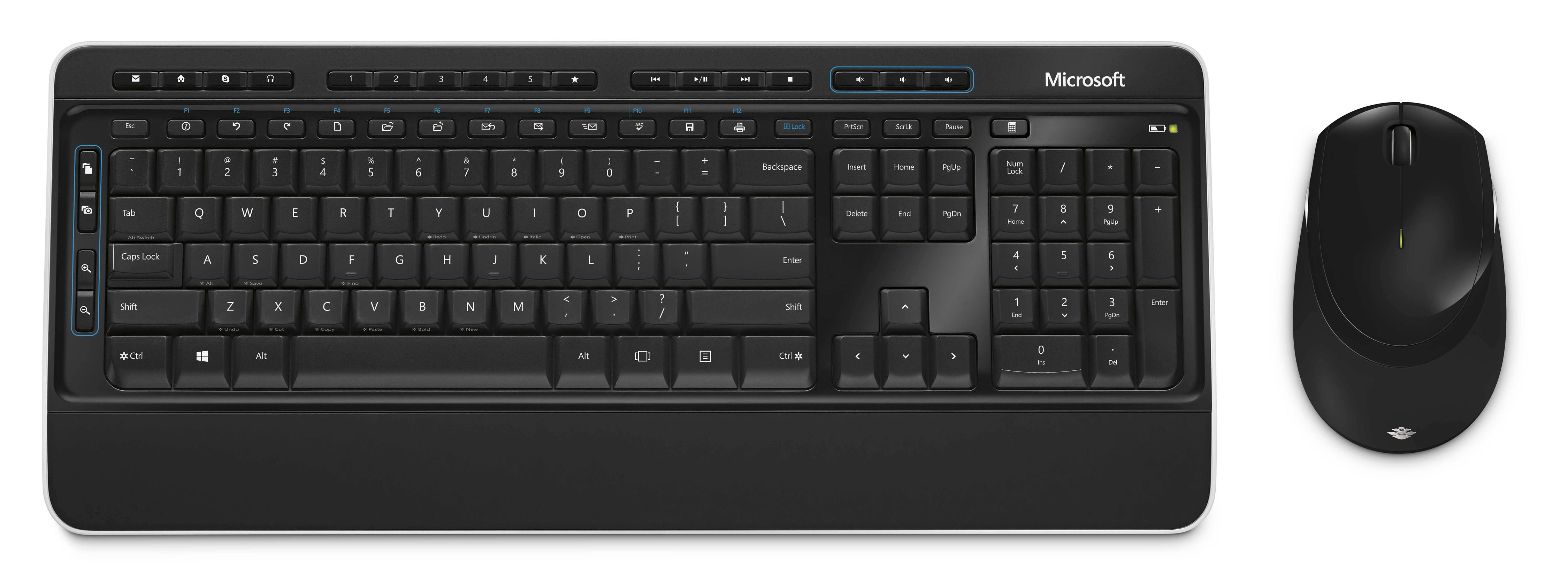 Microsoft Keyboard und Maus »Wireless Desktop 3050 «