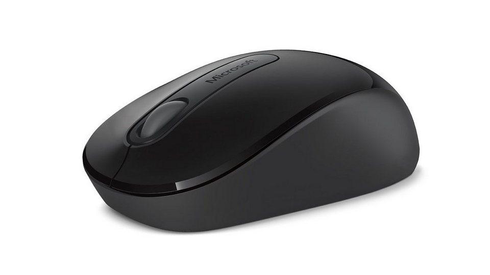 Microsoft Wireless Mouse »Wireless Mouse 900 « in schwarz