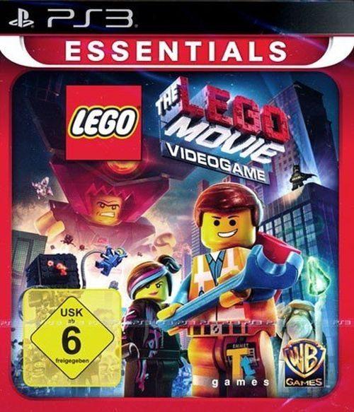 Warner Games Playstation 3 - Spiel »The LEGO Movie Videogame - Essentials«