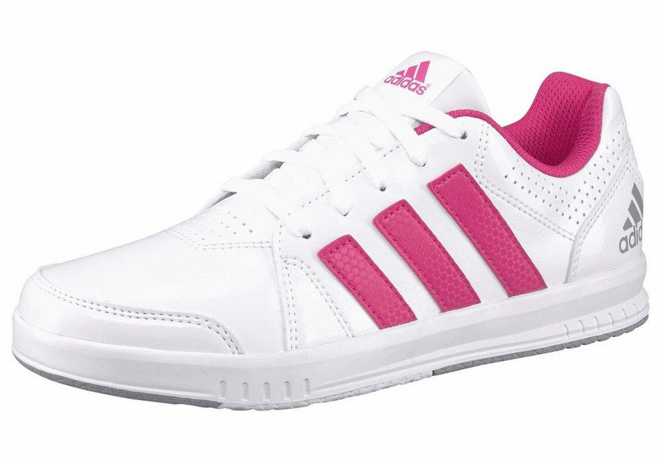 adidas Originals »LK Trainer 7 K« Fitnessschuh in weiß-rosa