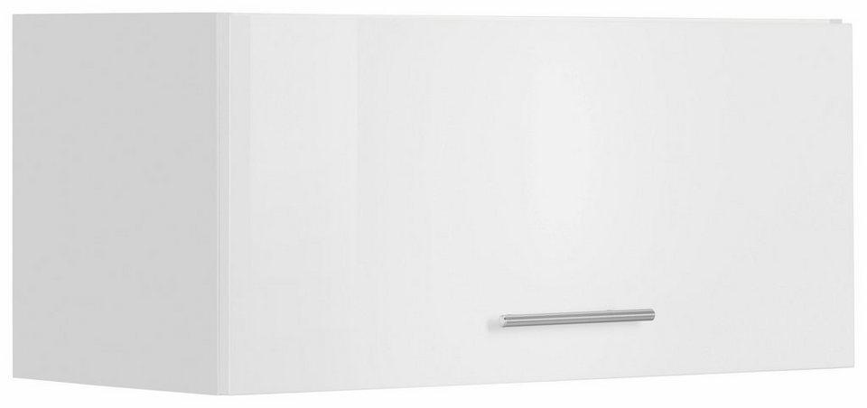 Klapphängeschrank, Optifit, »Mats« in weiß-weiß