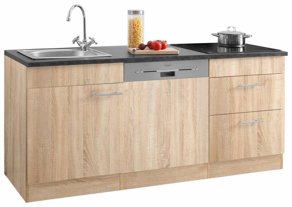 Singleküchen  OPTIFIT Singleküchen-Modul »Mini« mit E-Geräten, Breite 180 cm ...