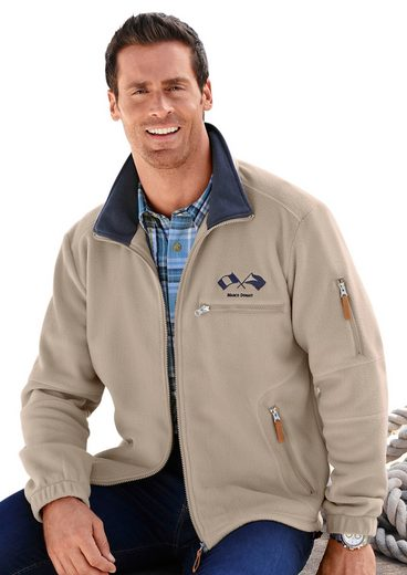 MARCO DONATI Fleece-Jacke für kühle Tage