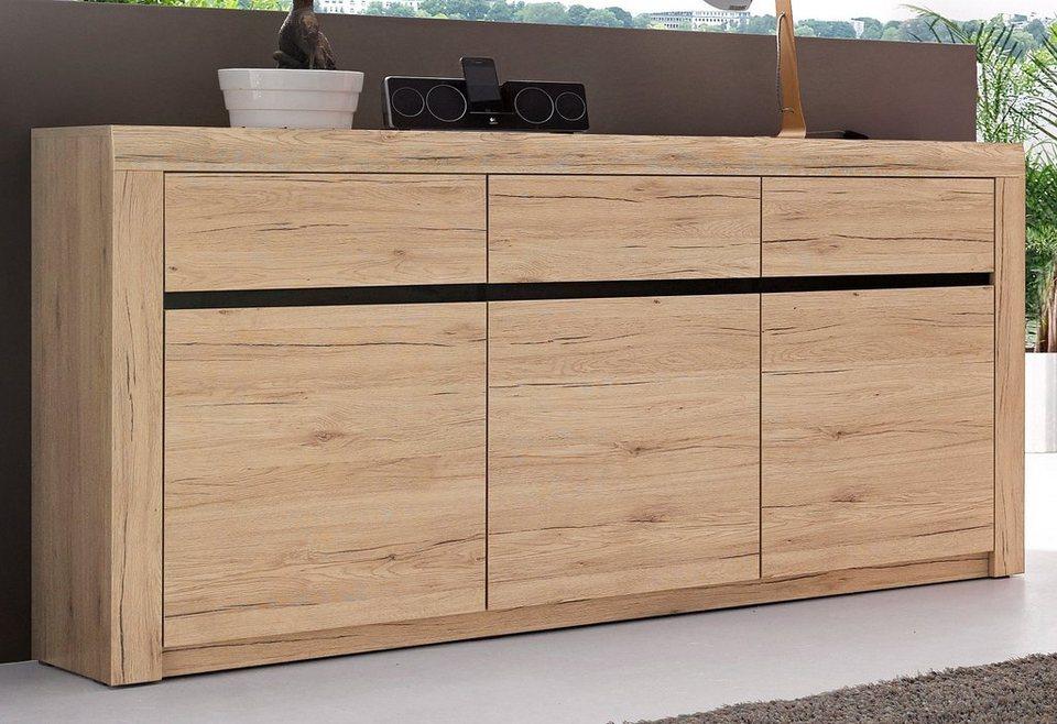 sideboard breite 164 cm online kaufen otto. Black Bedroom Furniture Sets. Home Design Ideas