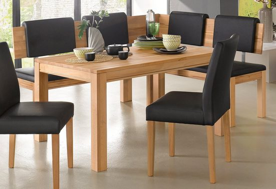 Premium collection by Home affaire Esstisch »Madison«, Breite 130 oder 150 cm