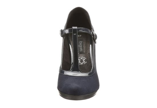 Bugatti Clasp Pumps, With Awesome Insole
