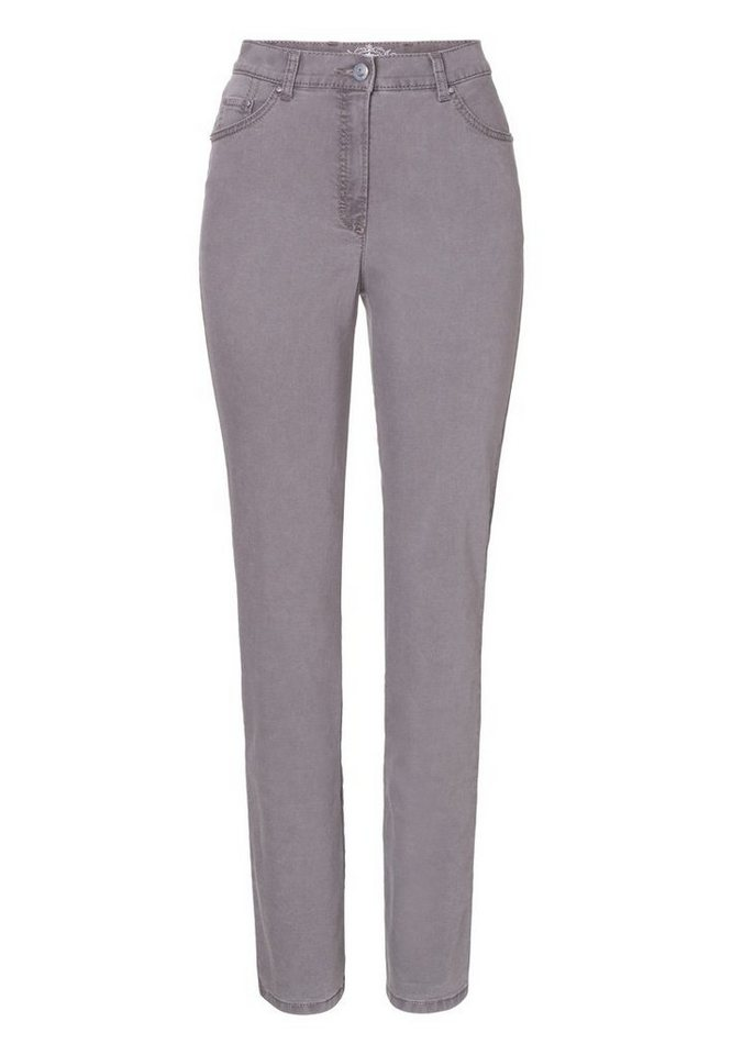 RAPHAELA by BRAX Jeans »ROSA LIGHT« in GREY