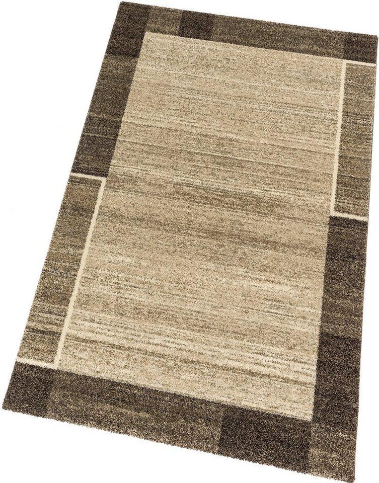 Teppich, Astra, »Samoa Bordüre 2«, gewebt in braun