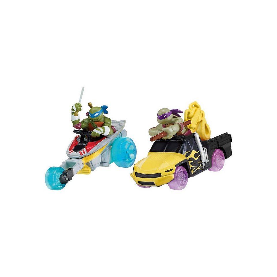 Stadlbauer Turtles Basic Metall Fahrzeuge 2er Pack