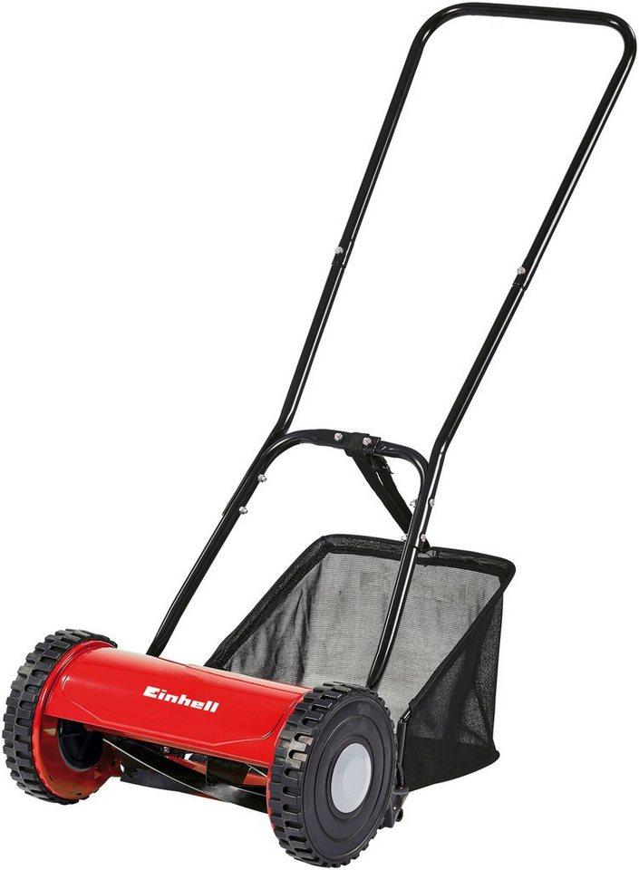 Einhell Spindelmäher »GC-HM 30« in rot