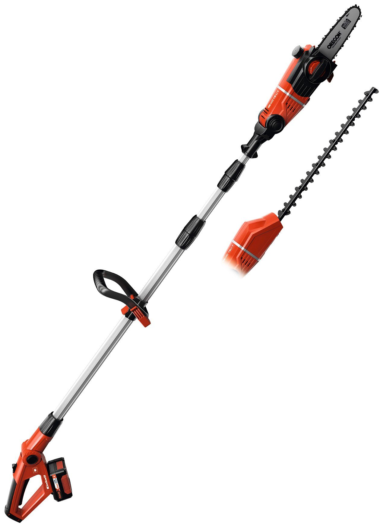 EINHELL Akku-Multifunktionswerkzeug »GE-HC 18 Li T Kit«, 40 cm Schnittlänge