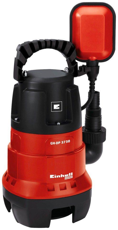Schmutzwasser-Tauchpumpe »GH-DP 3730« in rot