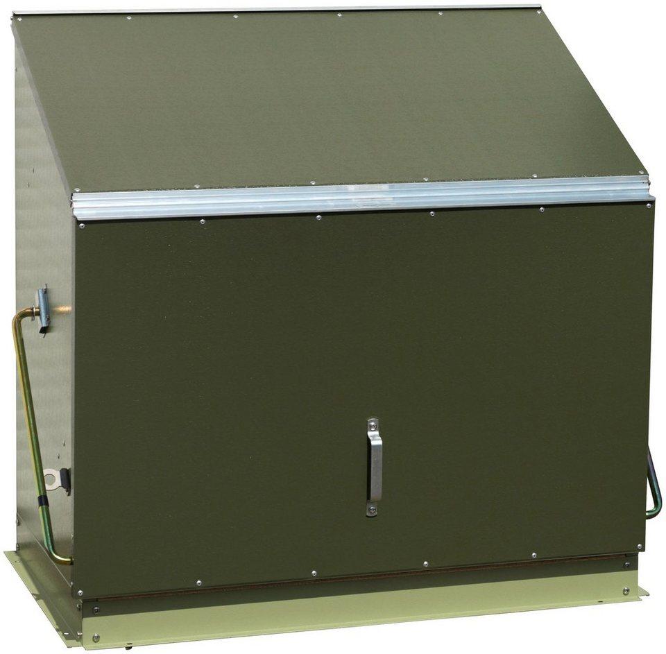 Aufbewahrungsbox »Sentinel« in grün
