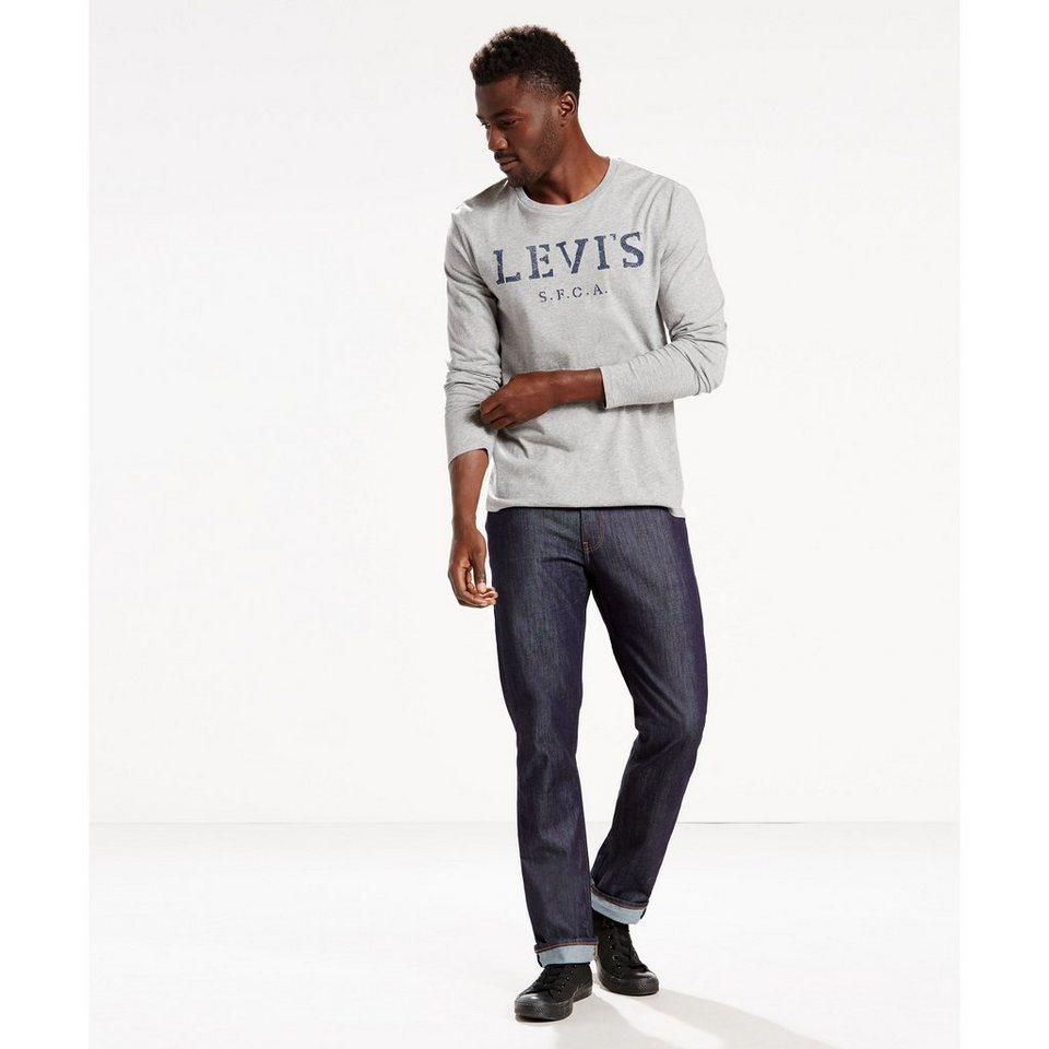 Levi's® Hemden »Longsleeve Graphic Set-In2«