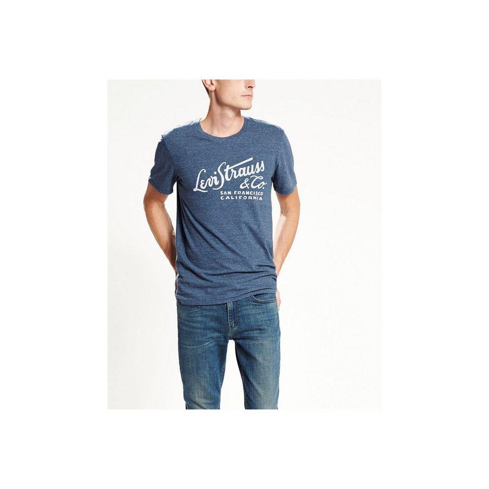 Levi's® T-Shirts (kurzarm) »Logo«