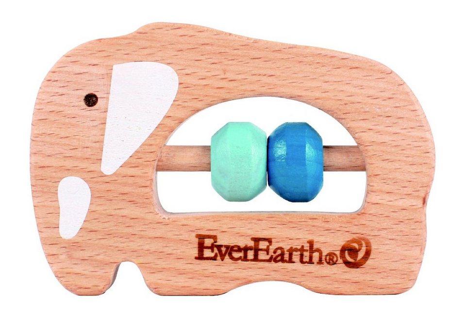 EverEarth® Greifling aus Holz, »Elefant«