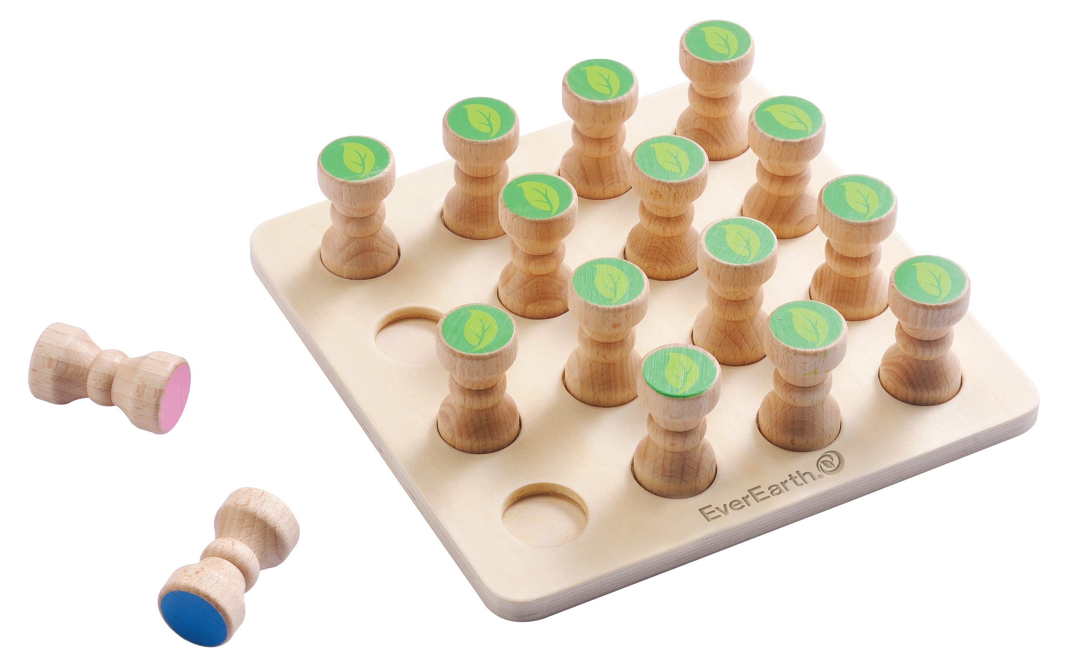 EverEarth® Spiel »3D-Memory aus Holz«