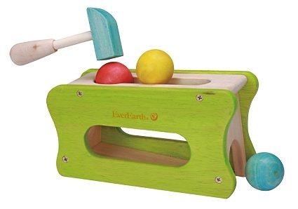 EverEarth® Hammerspiel aus Holz, »Hammer & Ball Spiel«
