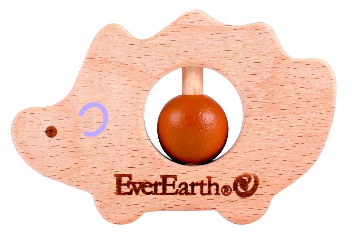 EverEarth® Greifling aus Holz, »Igel«