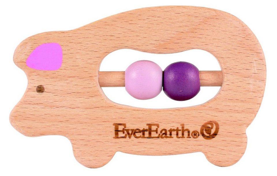 EverEarth® Greifling aus Holz, »Schwein«