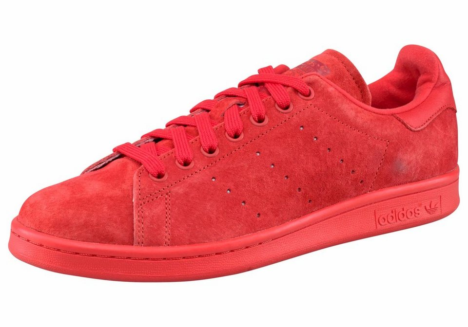 adidas Originals Stan Smith Sneaker in Rot