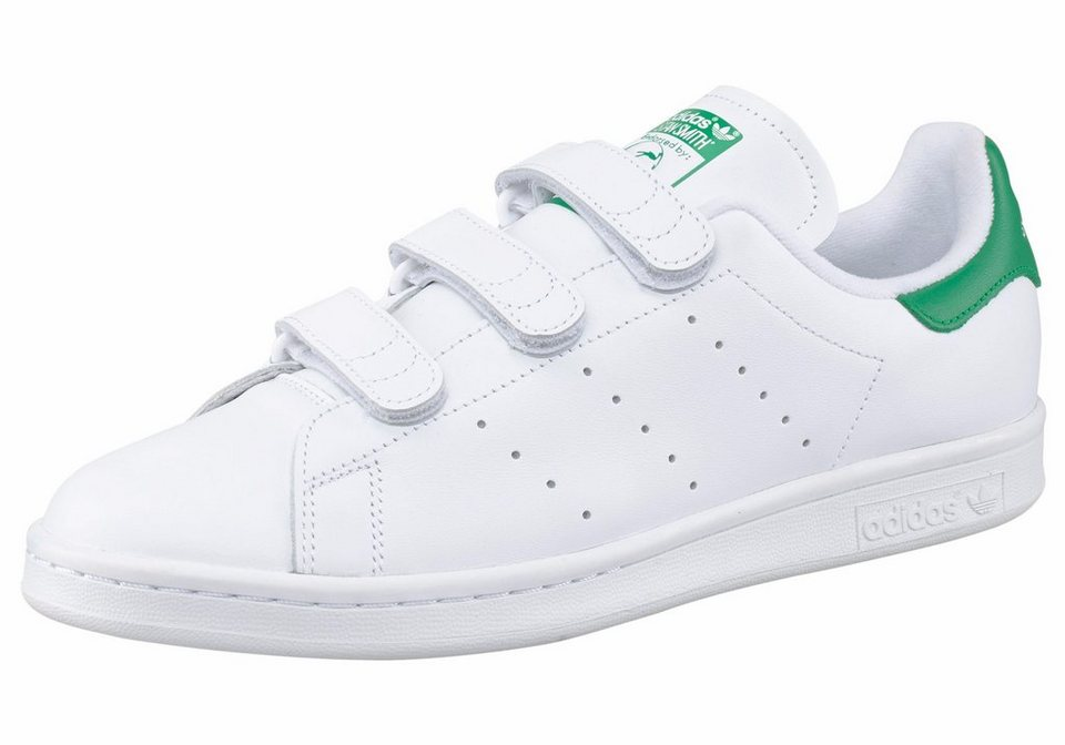 adidas Originals Sneaker »Stan Smith CF« in weiß-grün