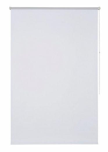 Seitenzugrollo »Themse-Uni«, my home, verdunkelnd, ohne Bohren, freihängend, Hitzeschutz