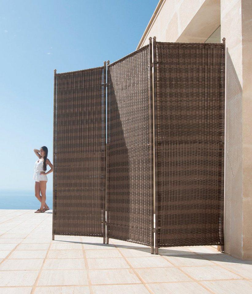 paravent geflecht 183 x 182 cm online kaufen otto. Black Bedroom Furniture Sets. Home Design Ideas
