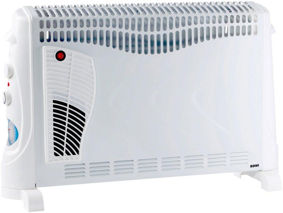 Konvektor »HWK 2000/3/2« in weiß