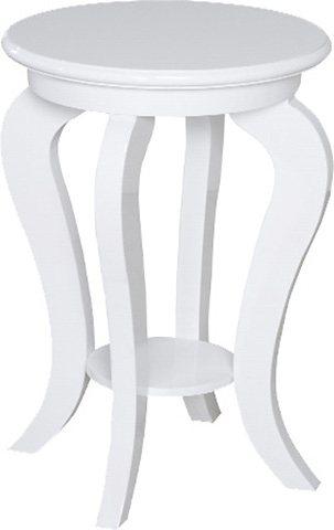 Beistelltisch »Venice«, Höhe 70 cm in weiß