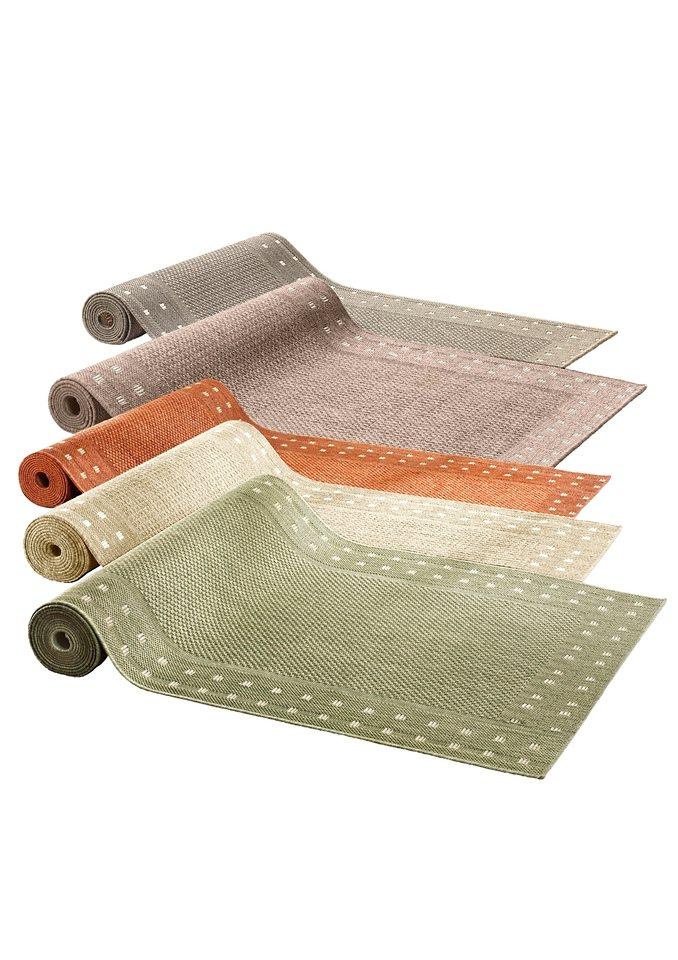 Teppich in braun