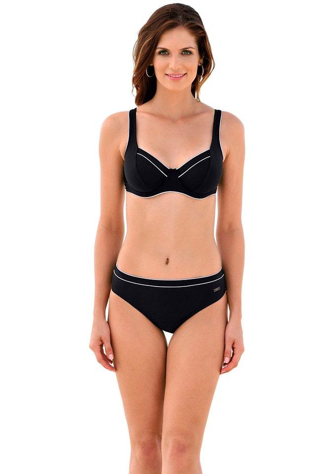 Bikini, Naturana in schwarz