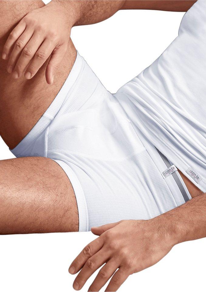 Pants, Con-Ta in weiß