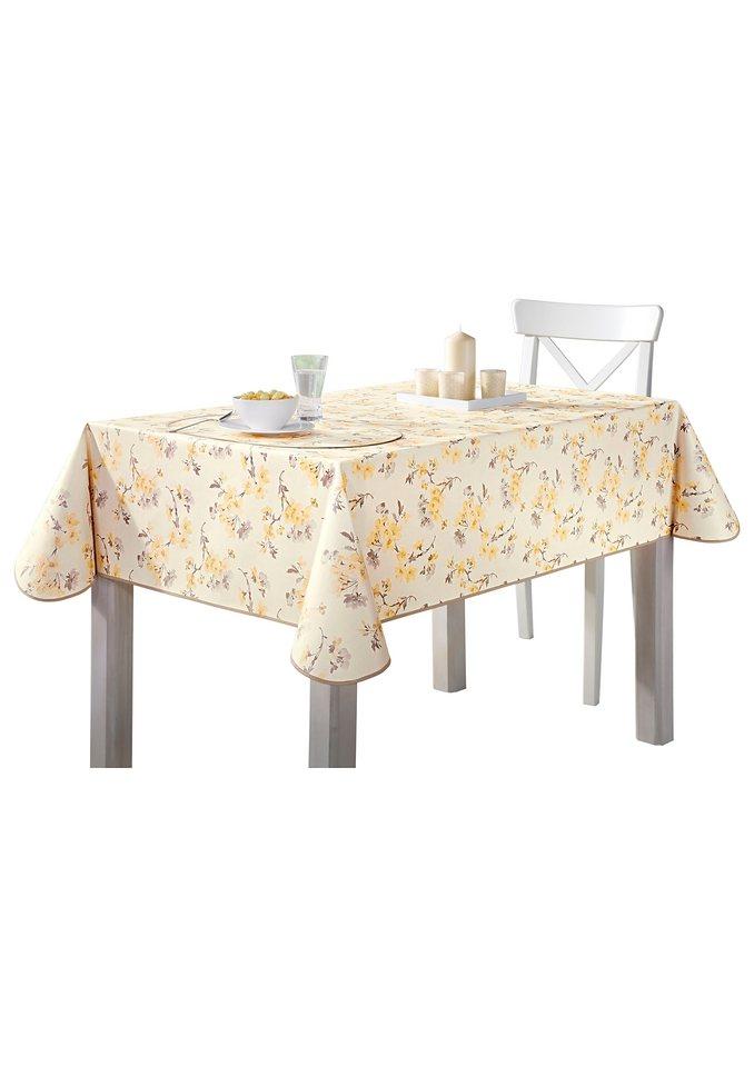 Tischdecke in melba-natur
