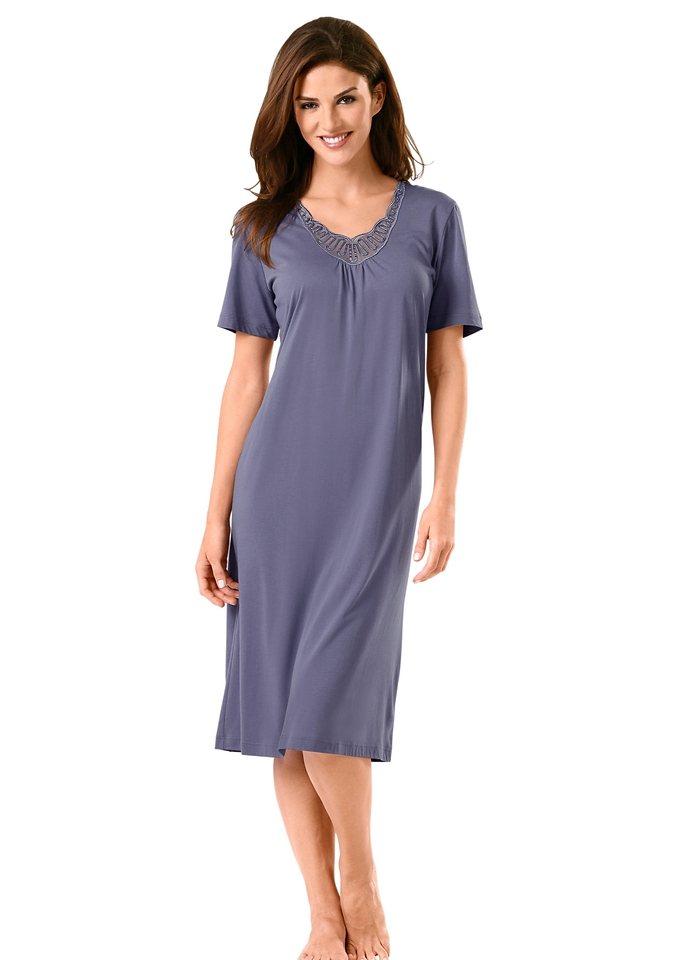Nachthemd, Ascafa in mauve