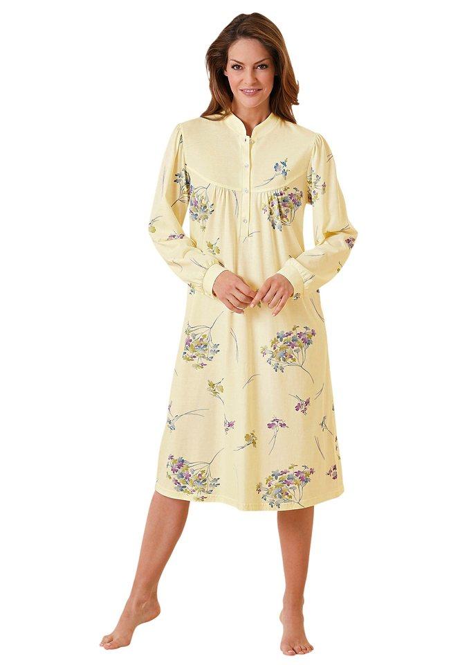 Nachthemd, Ringella in hellgelb