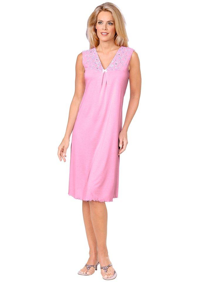 Nachthemd, La plus belle in rosé