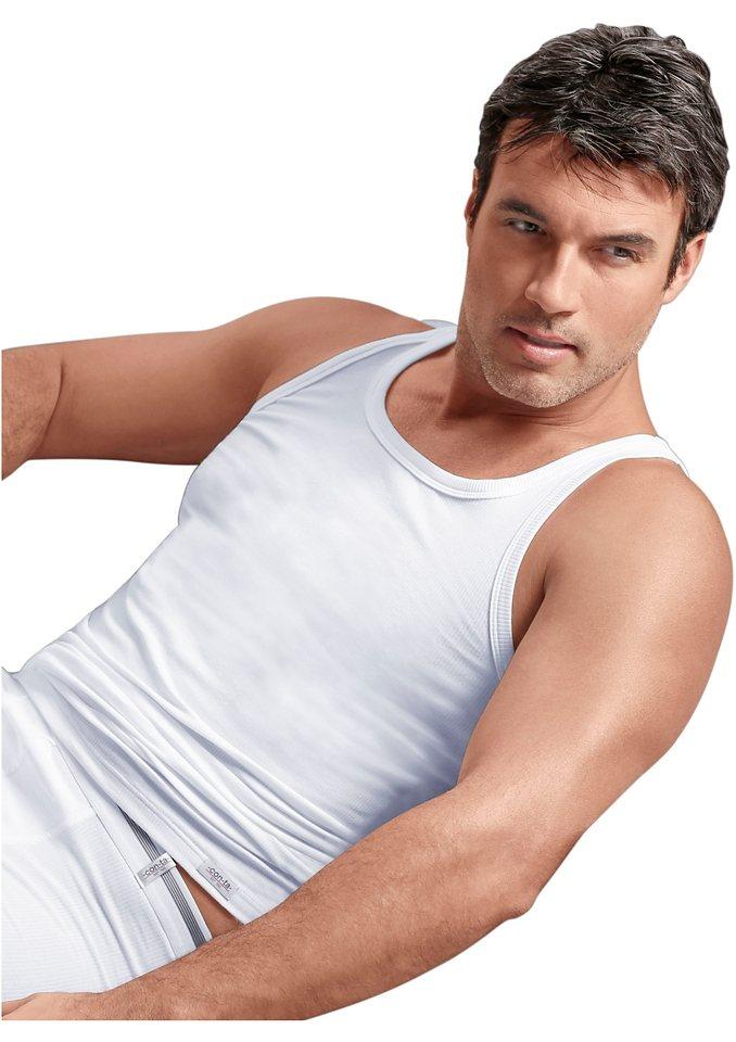 Unterhemd, Con-Ta in weiß