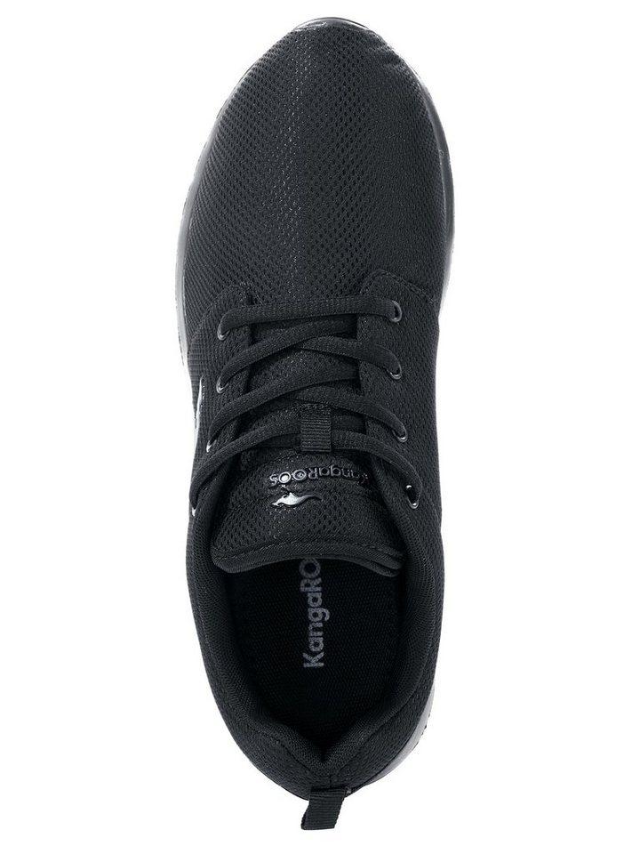 Sneaker von KANGAROOS in schwarz