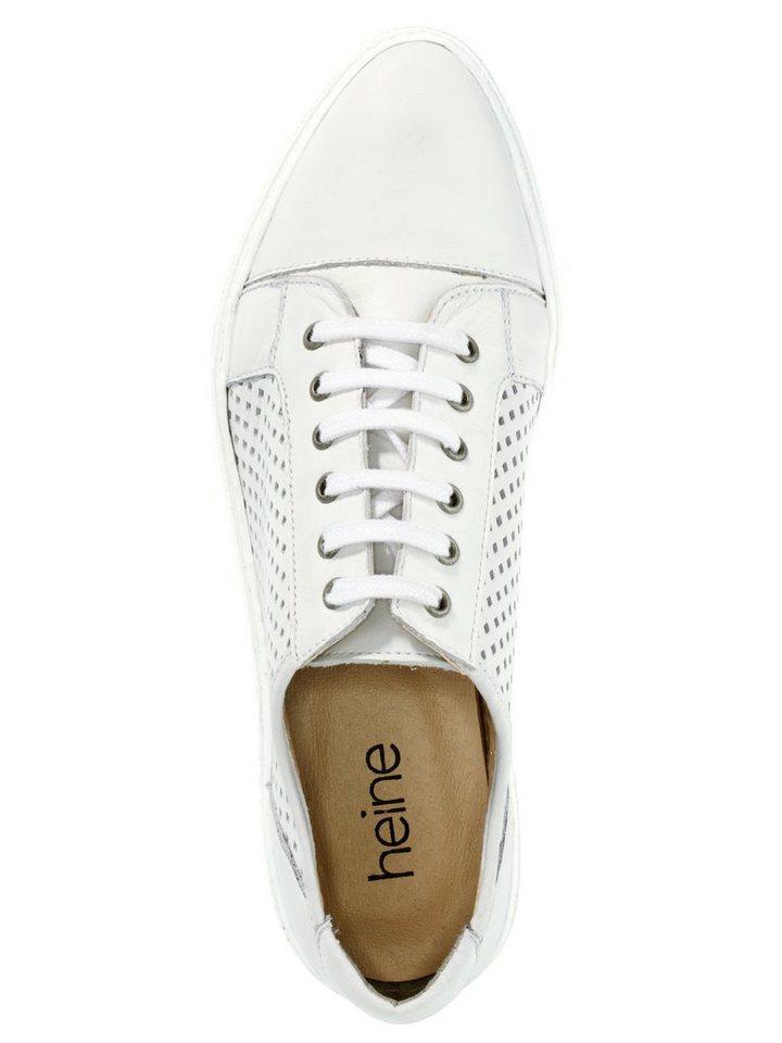 Heine Sneaker in weiß