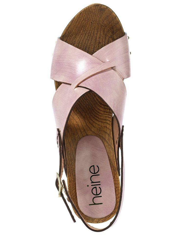 Heine Sandalette in rosa