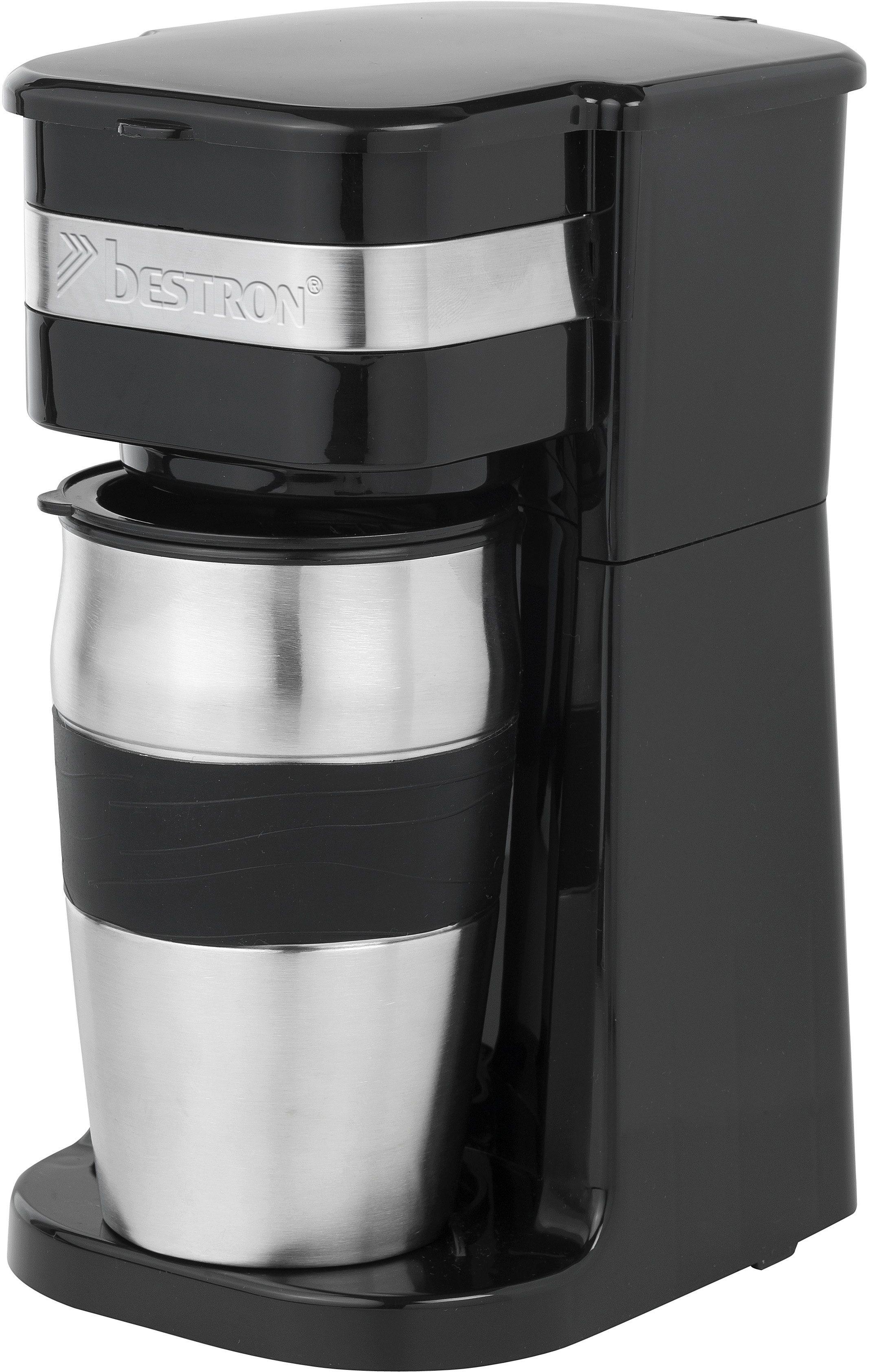 Bestron Kaffeemaschine ACM111Z, schwarz