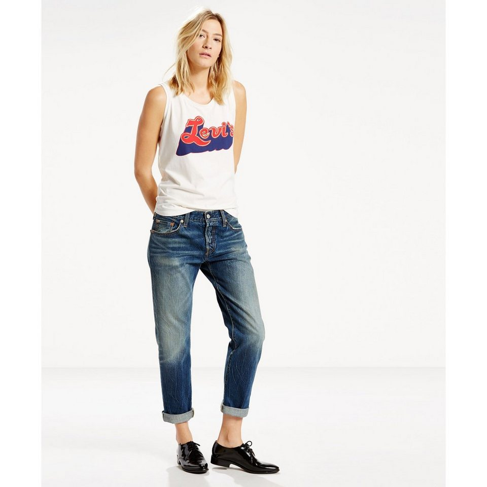 Levi's® T-Shirt, kurzarm »THE MUSCLE TANK«