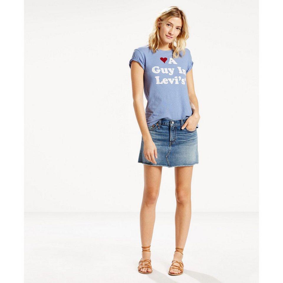 Levi's® T-Shirt, kurzarm »VINTAGE PERFECT TEE«